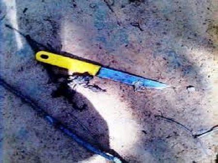 Bị đánh, cô gái vung dao đâm chết người