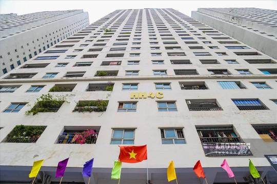 Chung cư HH4C Linh Đàm – Hà Nội được gỡ lệnh phong tỏa
