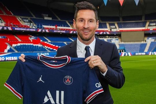 PSG phải trả cho Messi 120 triệu euro trong hai năm