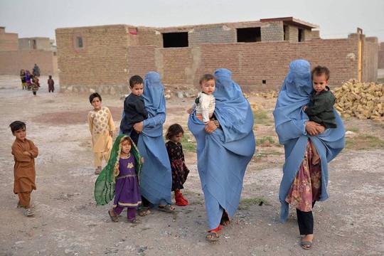"""Liên hợp quốc: Tình hình ở Afghanistan có tất cả dấu hiệu của """"một thảm họa nhân đạo"""""""