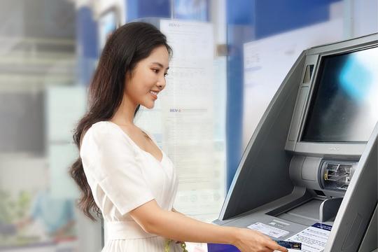 Trải nghiệm CRM BIDV - Máy nộp/ rút tiền tự động nhiều tiện ích