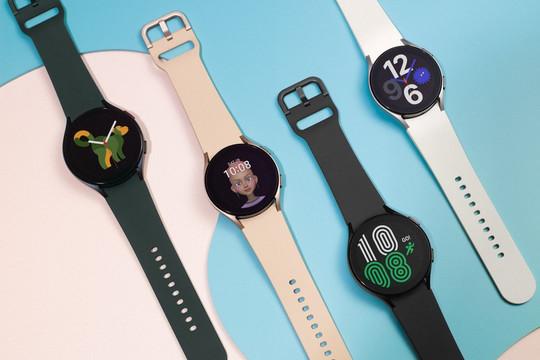Samsung Galaxy Watch4 ra mắt