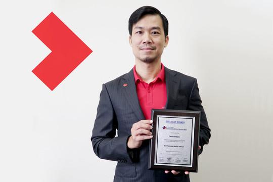 """The Asian Banker vinh danh Techcombank với 2 giải thưởng """"Ngân hàng Thanh toán tốt nhất"""" và """"Ngân hàng được yêu thích nhất tại Việt Nam"""""""
