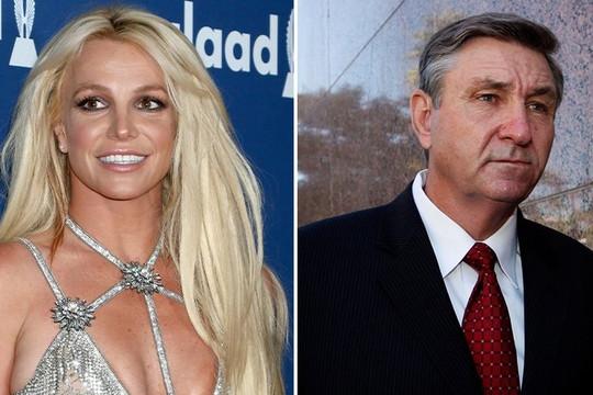 Cha Britney Spears đồng ý từ bỏ quyền giám hộ