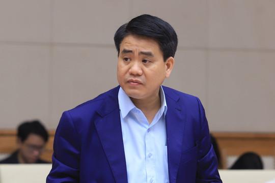 Đề nghị truy tố ông Nguyễn Đức Chung vụ mua chế phẩm Redoxy 3C