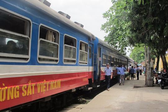 Từ 16/8, đường sắt dừng đón, trả khách tại ga Đà Nẵng để phòng, chống Covid-19