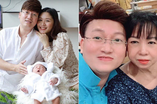 """Sỹ Luân tiết lộ mối quan hệ """"không thuận"""" giữa mẹ đẻ và vợ"""