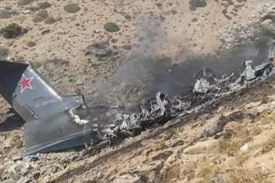 Máy bay cứu hỏa Thổ Nhĩ Kỳ thuê của Nga gặp nạn, không một ai sống sót