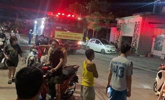 Điều tra vụ cháy nổ khiến 5 người trong một gia đình thương vong