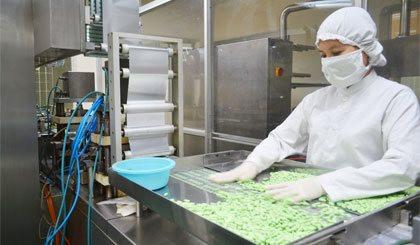 7 tháng năm 2021 sản xuất thuốc, hóa dược và dược liệu giảm 8,6%