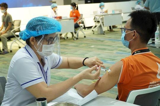 TP.HCM đã tiêm hơn 200.000 liều vắc xin của Sinopharm, tất cả an toàn