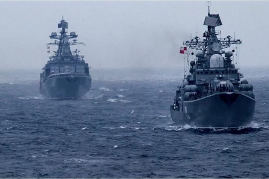 Nga: Hạm đội Thái Bình Dương sẽ được biên chế hai tàu hộ vệ mới