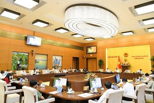 UBTVQH thông qua nghị quyết thành lập các Cơ quan điều tra hình sự trong quân đội