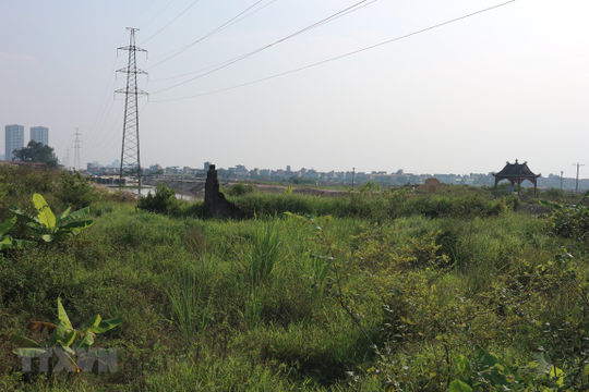 Hà Nội: Xây dựng hồ sơ xếp hạng di chỉ khảo cổ Vườn Chuối