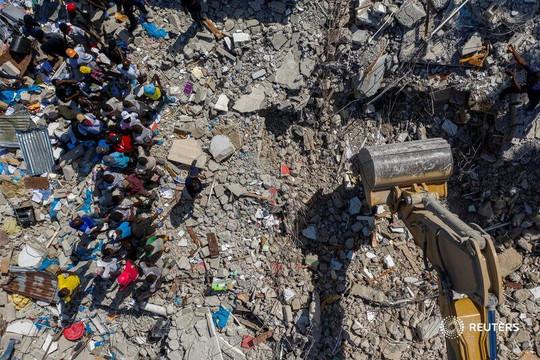 Động đất Haiti: Gần 2.000 người chết; Haiti quốc tang 3 ngày