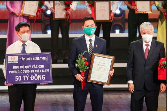 Tập đoàn Hưng Thịnh tiếp tục góp 10 tỷ đồng hỗ trợ triệu suất ăn cho người nghèo