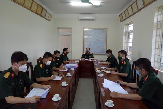 TAQS Thủ đô Hà Nội họp xét giảm thời hạn chấp hành án phạt tù đợt 2/9 cho 42 phạm nhân