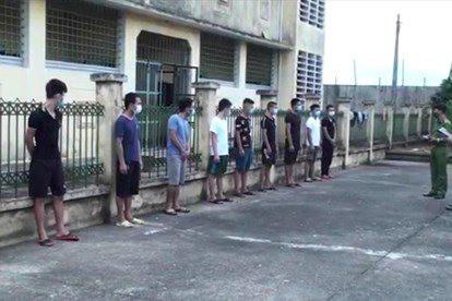 Hà Nam: Khởi tố nhóm côn đồ về loạt hành vi phạm tội