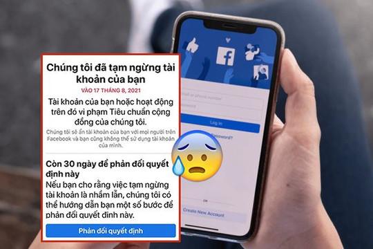 """Nhiều tài khoản Facebook tại Việt Nam  """"bay màu"""" trong một đêm do clip 'nóng'"""
