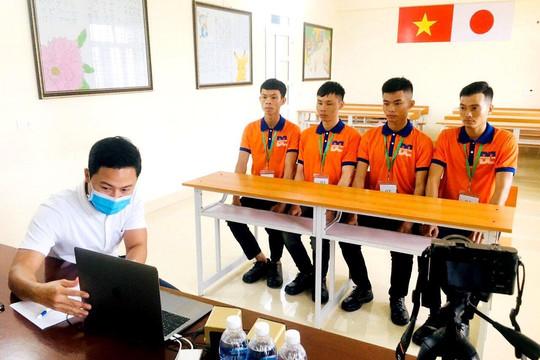 Doanh nghiệp xuất khẩu lao động Thanh Hóa thích ứng với đại dịch Covid-19