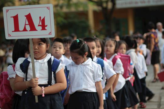 Hà Tĩnh: Lùi thời gian tựu trường năm học mới