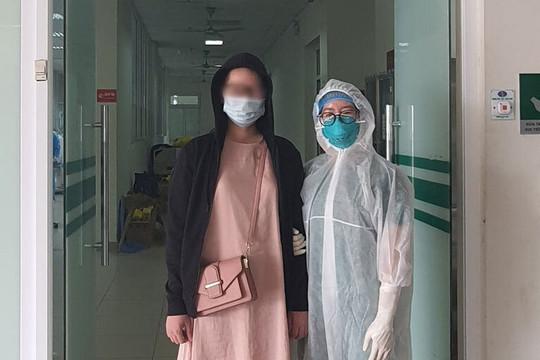 """Hành trình thoát """"cửa tử"""" của nữ nhân viên y tế mang thai 36 tuần mắc Covid-19"""