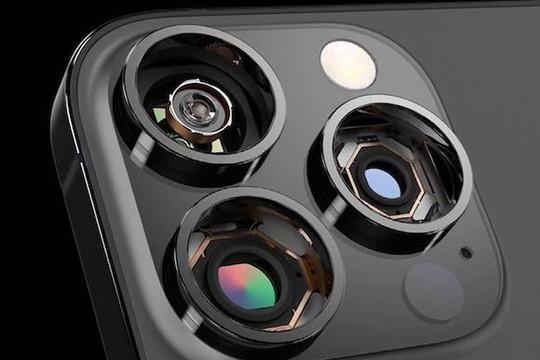 iPhone 14 Pro Max có thể được trang bị ống kính tiềm vọng