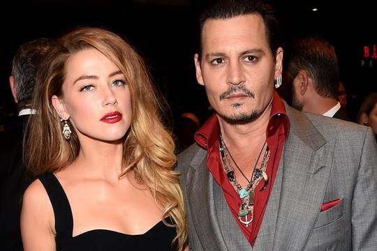 Johnny Depp tiếp tục cuộc chiến pháp lý với vợ cũ