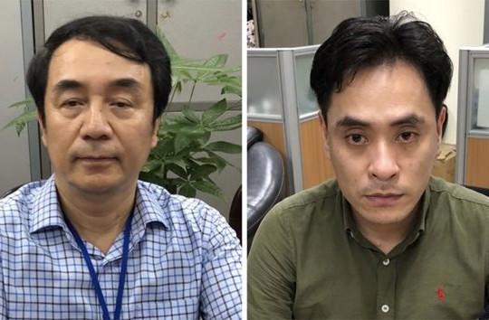 Hé lộ nguyên nhân Cựu Cục phó Cục QLTT Trần Hùng bị bắt