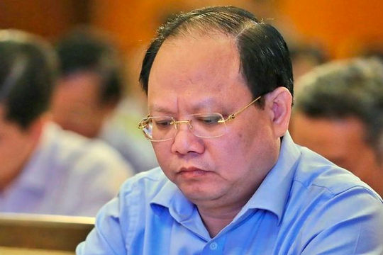 Đề nghị truy tố ông Tất Thành Cang trong vụ sai phạm đất tại Phước Kiển