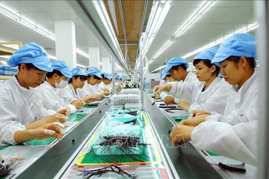 Ngành công nghiệp điện tử Việt Nam hấp dẫn giới đầu tư nước ngoài
