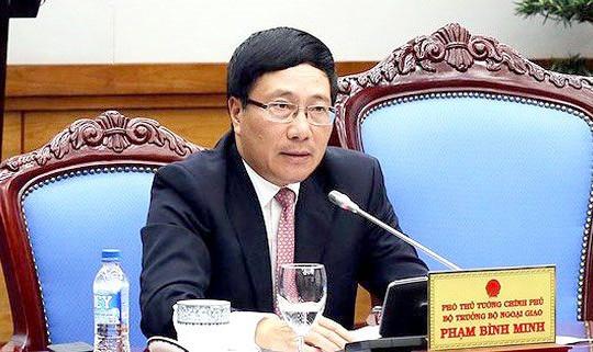 Phó Thủ tướng Phạm Bình Minh chủ trì, phối hợp TANDTC, VKSNDTC xét đặc xá trường hợp đặc biệt