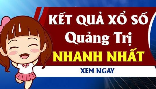 XSQT 26/8 - KQXSQT 26/8 - Kết quả xổ số Quảng Trị ngày 26 tháng 8 năm 2021