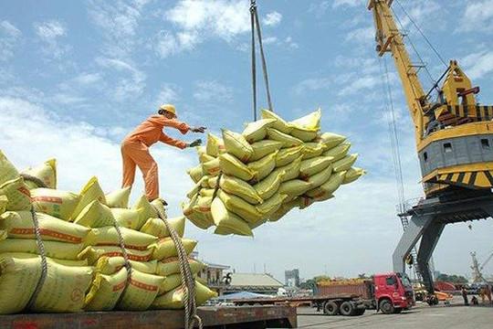 Giá gạo xuất khẩu thấp nhất trong hơn 1 năm qua