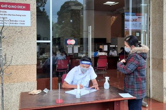 Agribank hưởng ứng lời kêu gọi của Thủ tướng Chính phủ