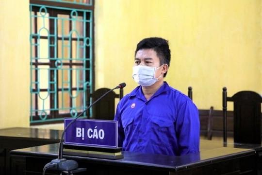 """Tài xế gây tắc """"luồng xanh"""" ở Vĩnh Phúc bị phạt 18 tháng tù"""