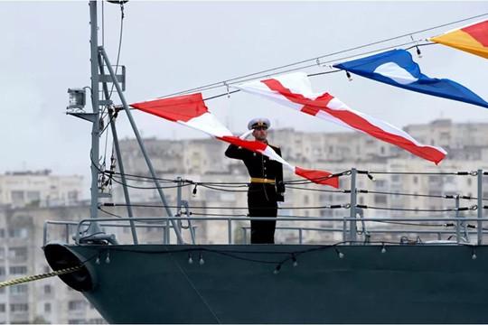 Nga: Hạm đội Biển Đen sẽ tiếp nhận tàu tuần tra Viktor Đại đế