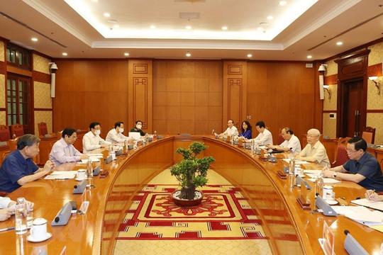 Thủ tướng Chính phủ làm Trưởng Ban Chỉ đạo quốc gia phòng, chống dịch COVID-19