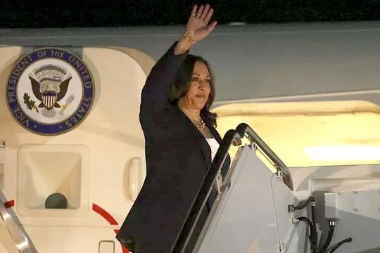 Phó Tổng thống Hoa Kỳ Kamala Harris thăm chính thức Việt Nam