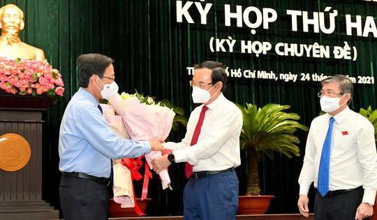 Đồng chí Phan Văn Mãi trở thành tân Chủ tịch UBND TPHCM