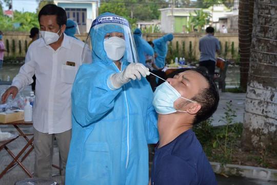 Thanh Hoá: Giãn cách xã hội toàn huyện Nông Cống theo Chỉ thị 16