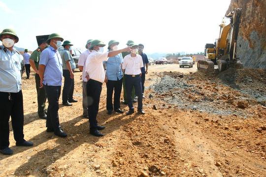 Cao Lộc - Lạng Sơn: Quyết liệt trong phòng chống dịch bệnh, đảm bảo xuất nhập khẩu