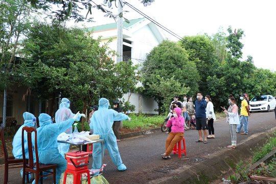 Đắk Lắk: Áp dụng chỉ thị 16 tại TP. Buôn Ma Thuột và huyện Krông Búk