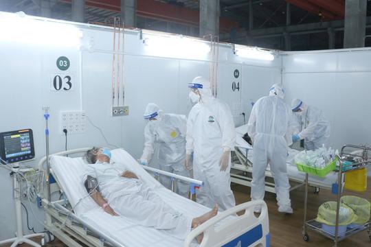 Bệnh viện Bạch Mai điều thêm 2 chuyên gia đầu ngành chi viện TP.HCM