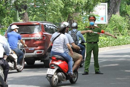 Một tháng giãn cách, Hà Nội xử lý hơn 31 trường hợp vi phạm phòng, chống dịch
