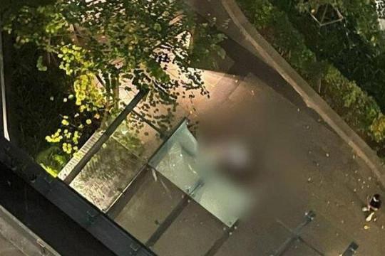 Rơi từ tầng cao chung cư Rivera Park xuống đất, cô gái trẻ tử vong