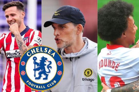 Chelsea chưa mua được bom tấn Kounde vì Zouma