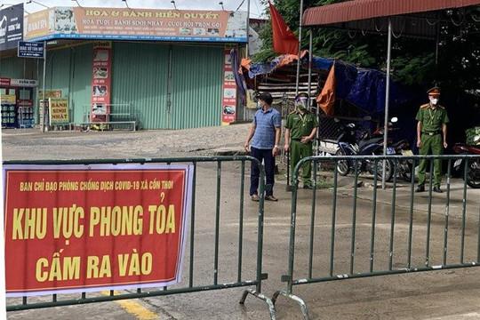 Kích hoạt các biện pháp cấp bách phòng, chống dịch tại Ninh Bình