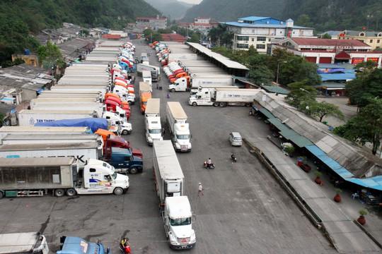 Lạng Sơn: Thí điểm quy trình giao nhận hàng hóa qua đường chuyên dụng với Trung Quốc