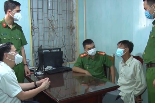 Giải cứu an toàn cho cô gái bị bố đẻ bắt giữ làm con tin